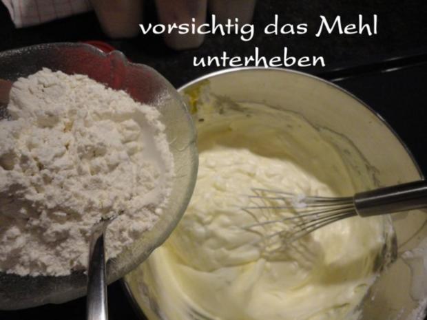 cremige Johannisbeer / Ribisel Würfel - Rezept - Bild Nr. 6