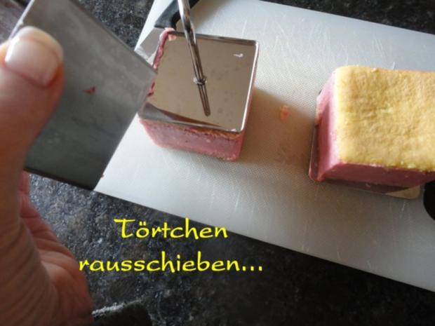 cremige Johannisbeer / Ribisel Würfel - Rezept - Bild Nr. 17