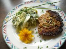 Gemüse - Pancake - Rezept