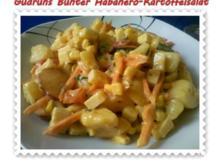 Salat: Bunter Habanero-Kartoffelsalat - Rezept