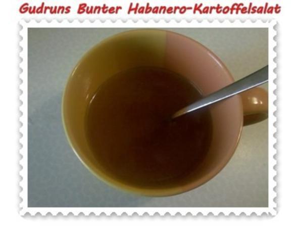 Salat: Bunter Habanero-Kartoffelsalat - Rezept - Bild Nr. 10