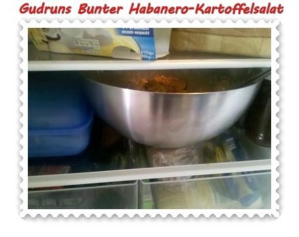Salat: Bunter Habanero-Kartoffelsalat - Rezept - Bild Nr. 16