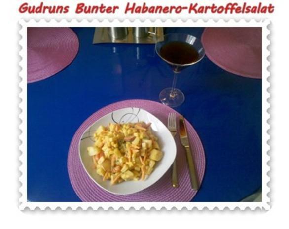 Salat: Bunter Habanero-Kartoffelsalat - Rezept - Bild Nr. 17