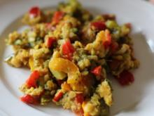 Kattas Linsen Curry - Rezept