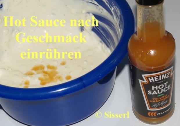 Sisserl's – scharfer Knoblauchdip - Rezept - Bild Nr. 7
