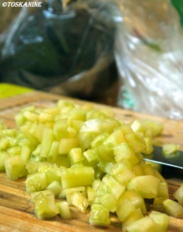 Reissalat mit Hühnchen und Avocado - Rezept - Bild Nr. 7