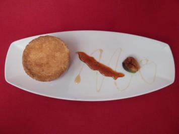 Mango-Creme mit Karamellkruste - Rezept