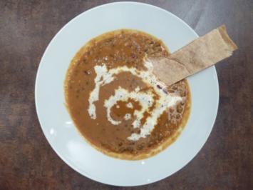 Rezept: Dal Makhani mit Paratha Brot