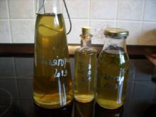 Getränke: Minzsirup - Rezept