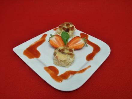 Süßer Zwiebelkuchen (Nachspeise) - Rezept