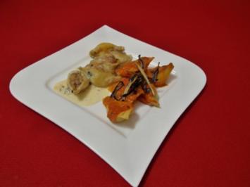 Conchiglioni con gusti e sapori - Pasta gefüllt mit Fleisch oder Gemüse - Rezept