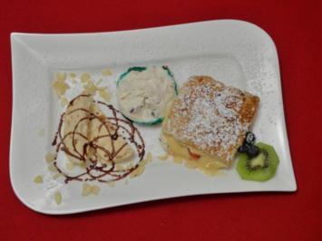 Pasticcini della fatina - italienische Dessert-Variation - Rezept