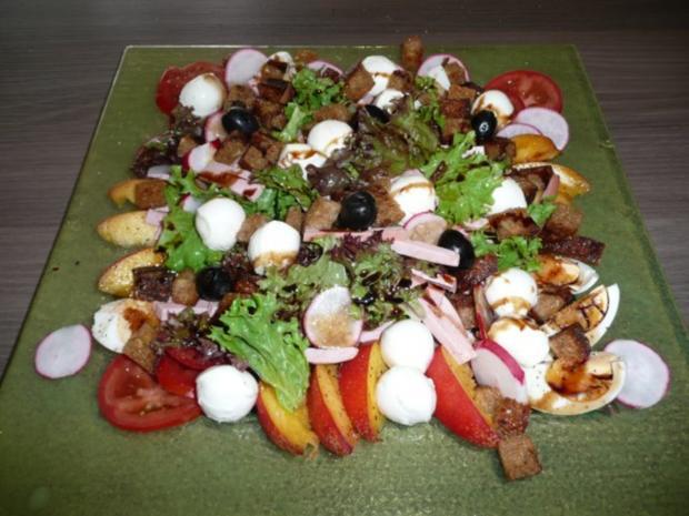Sommer Salat - Rezept
