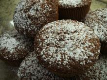 Backen: Mittelfränkische Sauerkirschmuffins - Rezept
