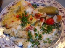 Tomaten-Omelett - Rezept