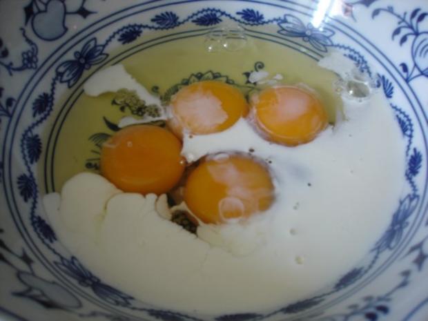 Tomaten-Omelett - Rezept - Bild Nr. 3