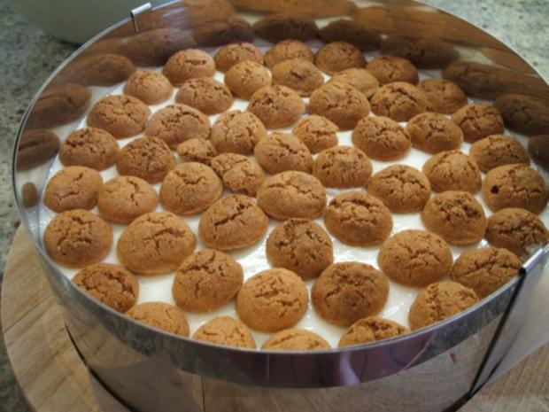Backen: Vielfrucht-Torte ohne Backen - Rezept - Bild Nr. 8