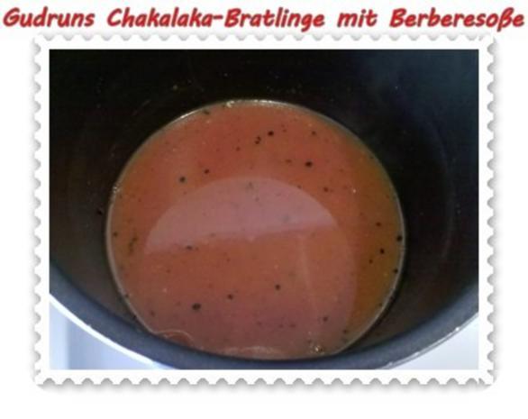 Kartoffeln: Chakalaka-Bratlinge mit Berbere-Tomatensoße - Rezept - Bild Nr. 5