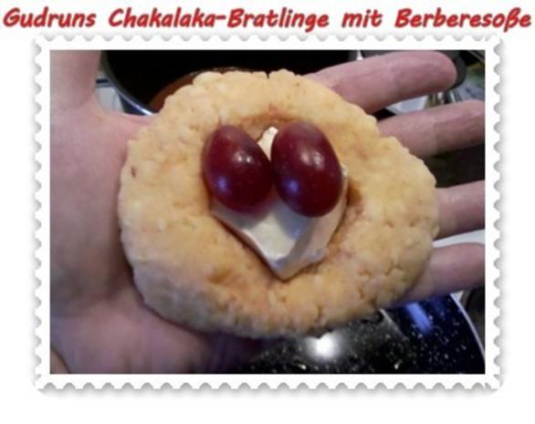 Kartoffeln: Chakalaka-Bratlinge mit Berbere-Tomatensoße - Rezept - Bild Nr. 6