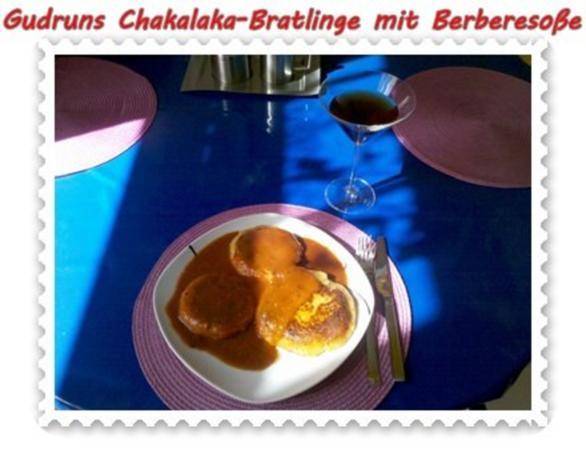 Kartoffeln: Chakalaka-Bratlinge mit Berbere-Tomatensoße - Rezept - Bild Nr. 11