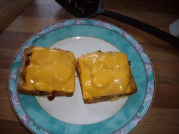 jäger`s toast - Rezept