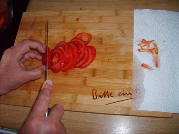 Oma's Tomatensalat - Rezept - Bild Nr. 3
