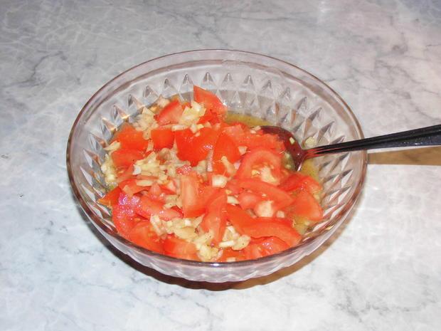 Oma's Tomatensalat - Rezept - Bild Nr. 9