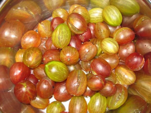 Stachelbeeren-Marmelade - Rezept - Bild Nr. 2