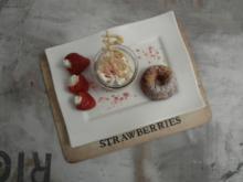 Drei-Erdbeer-Überraschungen - Rezept