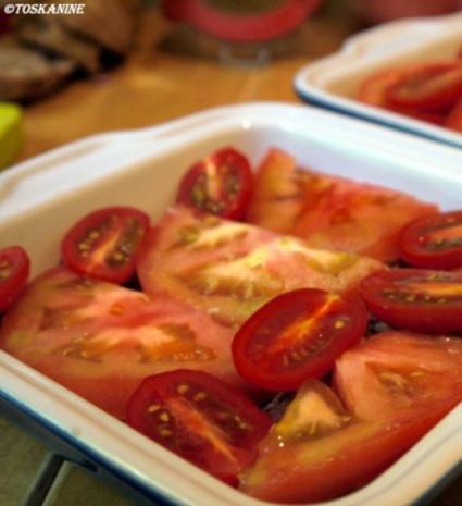 Bruschetta-Tomaten-Auflauf - Rezept - Bild Nr. 8