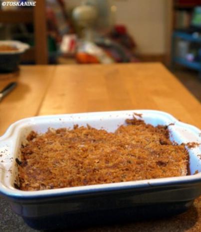 Bruschetta-Tomaten-Auflauf - Rezept - Bild Nr. 12