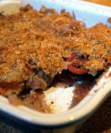 Rezept: Bruschetta-Tomaten-Auflauf