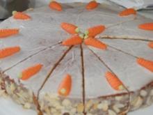 Schweizer Rübli Torte - Rezept