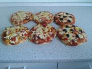 Amaryllis Pan-Pizza - Rezept