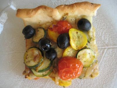 Zucchetti - Pizza - Rezept