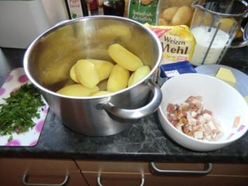 Petersilienkartoffeln - Rezept