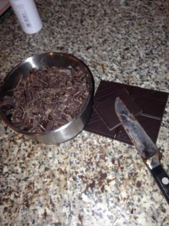 Schokoladen-Muscovado-Pekannuss-Cookies - Rezept - Bild Nr. 5