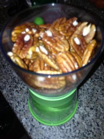 Schokoladen-Muscovado-Pekannuss-Cookies - Rezept - Bild Nr. 6
