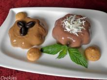 Zweierlei Pudding ... - Rezept