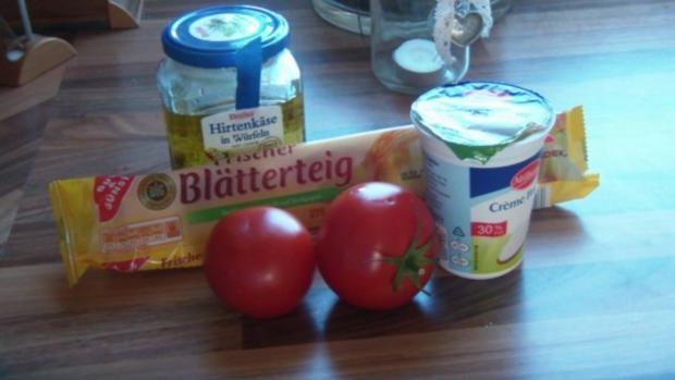 Herzhafte Blätterteig-Muffins - Rezept - Bild Nr. 2