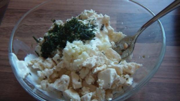 Herzhafte Blätterteig-Muffins - Rezept - Bild Nr. 4