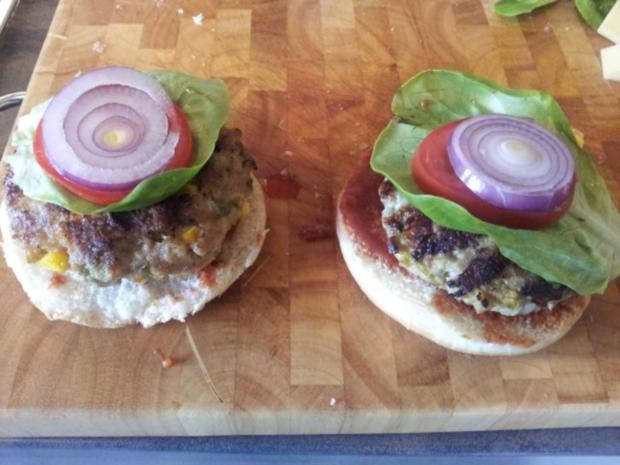 Mexikanischer Burger - Rezept - Bild Nr. 5