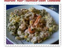 Salat: Reis-Thunfischsalat Chakalaka - Rezept