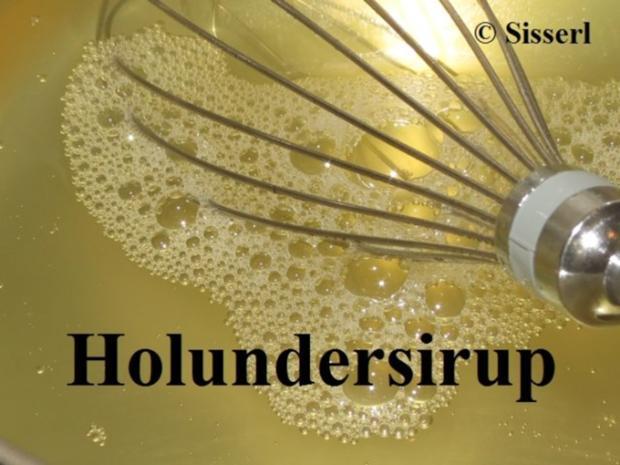 Sisserl's  * Holunder – Kirsch – Soße * - Rezept - Bild Nr. 3