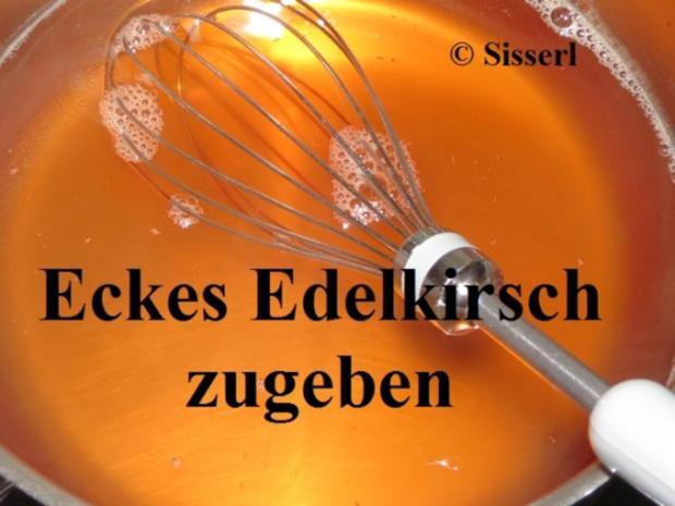 Sisserl's  * Holunder – Kirsch – Soße * - Rezept - Bild Nr. 9