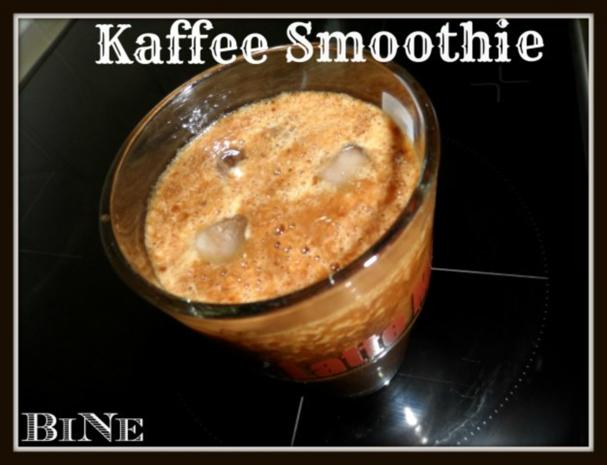 BiNe` S KAFFEE SMOOTHIE - Rezept - Bild Nr. 3