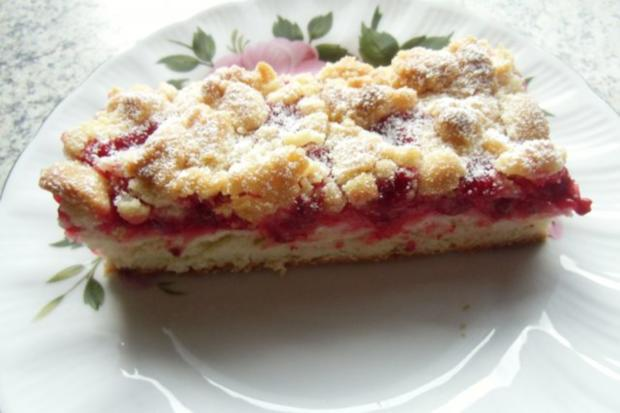 ❤ Johannisbeer - Streuselkuchen ❤ - Rezept - Bild Nr. 21