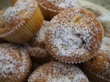 Backen: M+M+M = Mango-Minz-Muffins - Rezept
