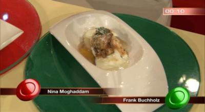 Milchreisplätzchen mit Chutney von Zitrusfrüchten a la Buchholz (Frank Buchholz) - Rezept