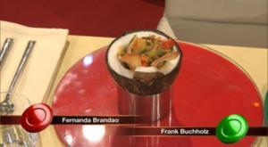 Moqueca de camarão – Garnelen mit Kokosmilch und Maniok (Fernanda Brandao) - Rezept